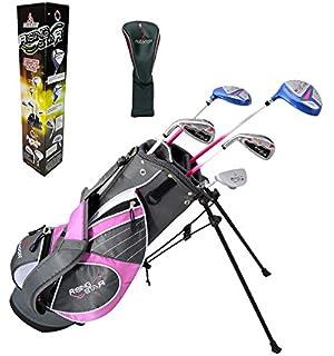 Amazon.com : Precise XD-J Junior Complete Golf Club Set for ...