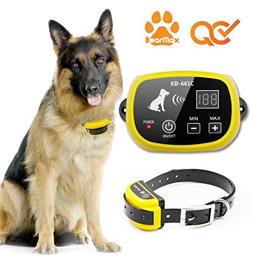 Bearmax Electric Wireless Dog Fence