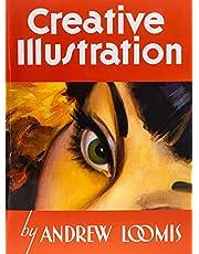 ANDREW LOOMIS CREATIVE ILLUSTRATION HC