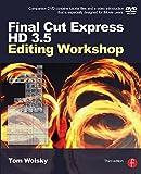 img - for Final Cut Express HD 3.5 Editing Workshop (DV Expert Series) book / textbook / text book