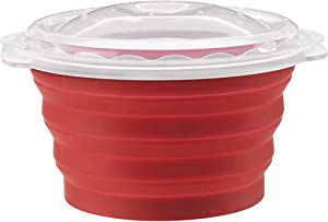 Cuisinart CTG-00-MPM, Microwave Popcorn Maker, One Size, Red