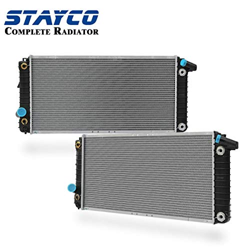 CU1482 Radiator Replacement for Cadillac Allante DeVille Eldorado Seville V8 4.6L