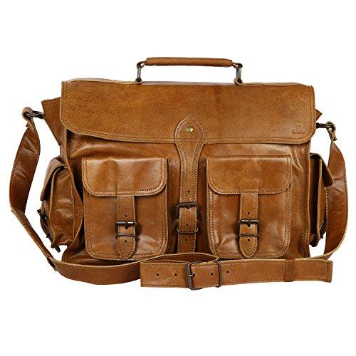 Executive Leather Camera Case - 4