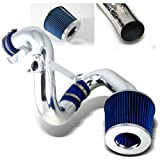 For 00-05 Toyota Celica GT/GT-S 1.8L Cold Air Intake Induction Kit + Blue Filter