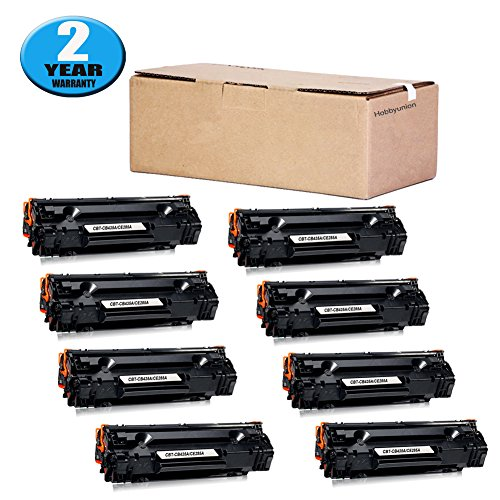 Hobbyunion 85A CE285A Toner Cartridge Replacement for HP ...