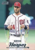 2017 Topps Stadium Club #39 Bryce Harper Washington Nationals Baseball Card