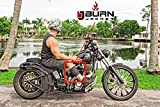 BurnJacket motorcycle exhaust pipe burn protective