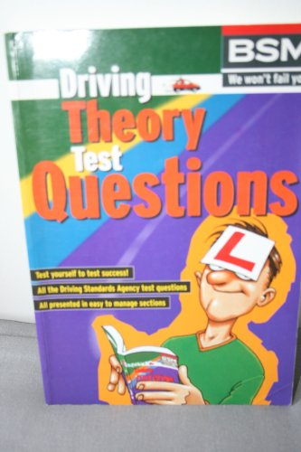 Driving Theory Test Questions 1999/2000