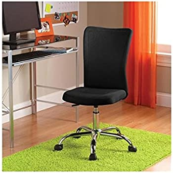 This item Mainstays Desk Chair  Multiple Colors  Black Amazon com  Mainstays Desk Chair  Multiple Colors  Black  Kitchen  . Mid Back Office Chair Mainstays. Home Design Ideas