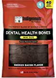 Indigenous Pet Products Pgb 13. 2Oz Mini Bacon Dental Bones