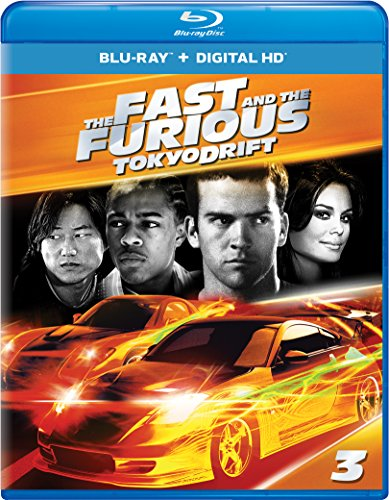 The Fast and the Furious: Tokyo Drift [Blu-ray] (2 And Fast Furious)