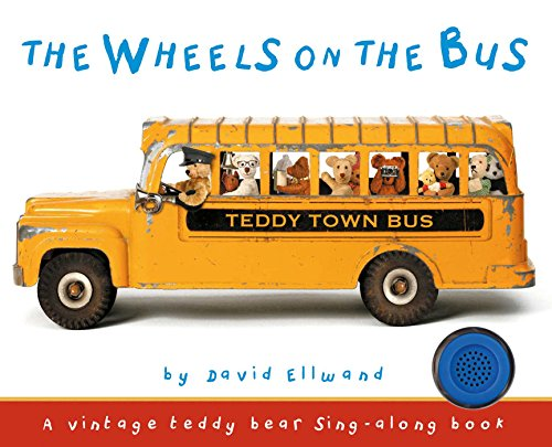 The Wheels on the Bus (Teddy Bear Sing Along)