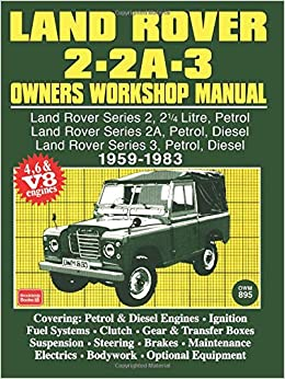 Buy land rover discovery 95/98: my workshop manual (workshop.