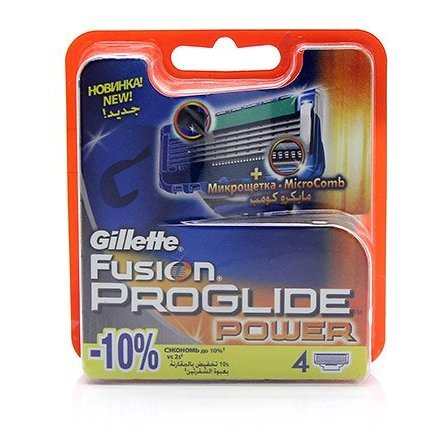 Fusion Proglide Manual Cartridge (Packaging May Vary) 16 Count Value Size