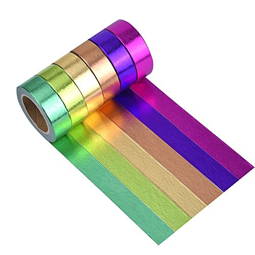 Mudder Rainbow Masking Collection Sticker