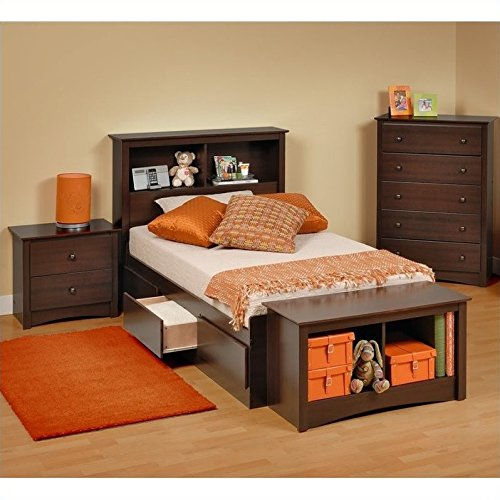 5 Piece Bedroom Furniture - 4