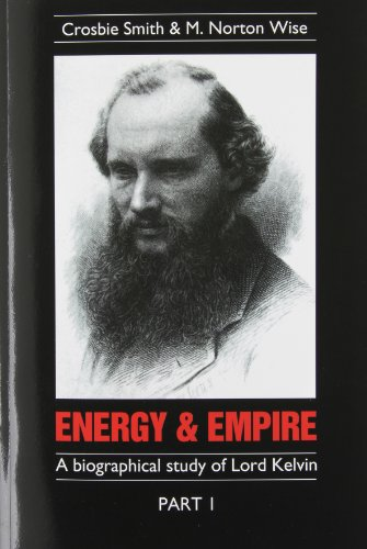 Energy and Empire by M. Norton Wise