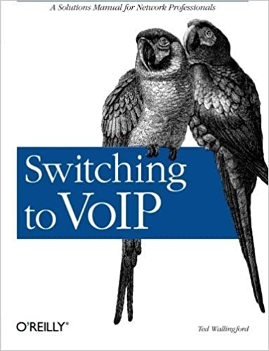 Switching to VoIP by Theodore Wallingford (2005-07-10)