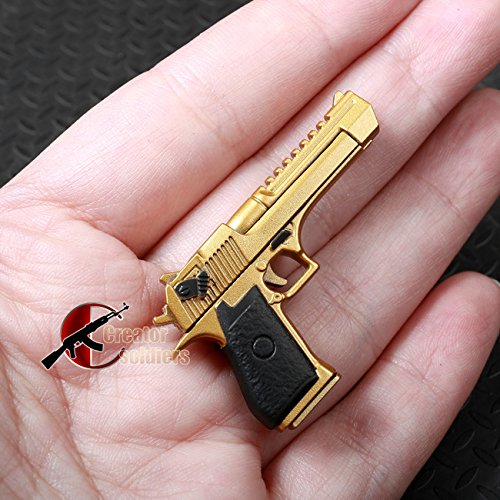Other 1/6 Figure Weapon Desert Eagle 12
