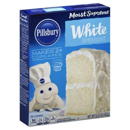 Top 10 best pillsbury white cake mix for 2020