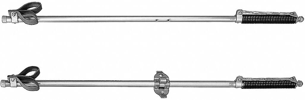 Innovative Components AL8X3000L-X0 L Handle Locking Pin 1//2 diameter X 3.00 grip length Stainless Steel