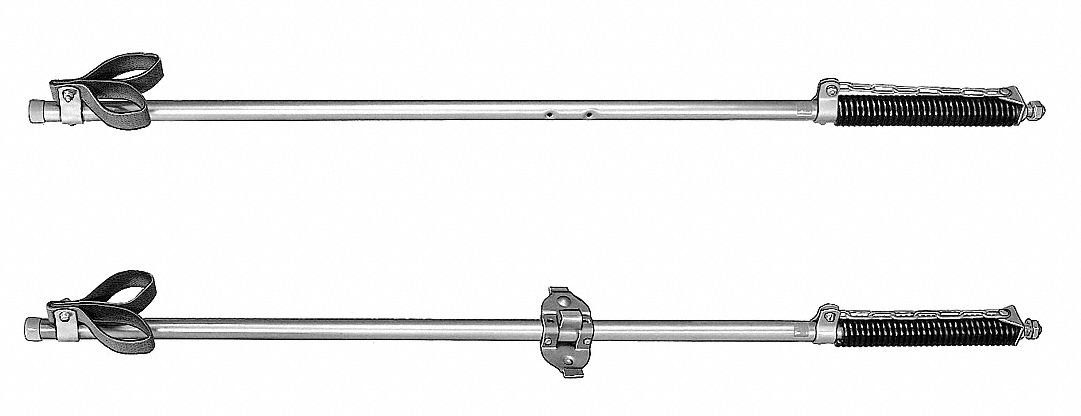 Stainless Steel Pogo Stick, 40'' Overall Length