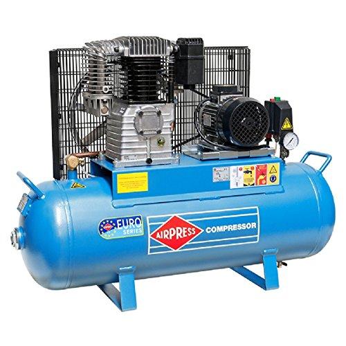 Kompressor 3 PS / 100 Liter / 15 bar Typ K100-450 36512-N