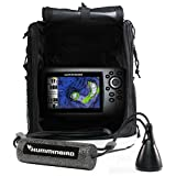 Humminbird 409730-1 ICE HELIX 5 Sonar GPS Fish Finder Review