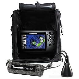 Humminbird 409730-1 ICE HELIX 5 Sonar GPS Fish Finder