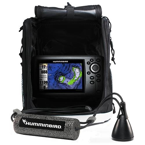 Humminbird 409730-1 ICE HELIX 5 Sonar GPS Fish Finder