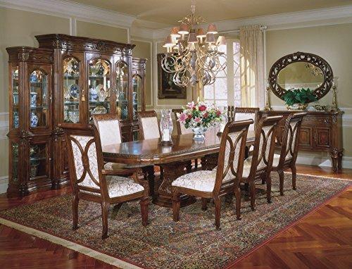 Villagio 7pc Rectangular Dining Room Set by AICO