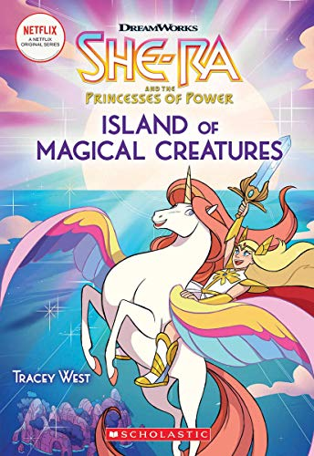 Island of Magical Creatures (She-Ra and the Princesses of Power) por Tracey West