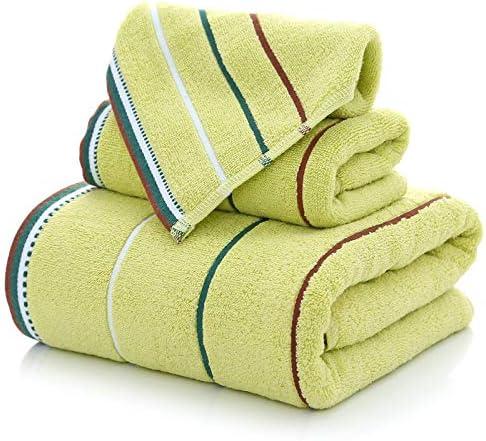 BB.er Juego de Toallas de baño Grandes de algodón para Aumentar el ...