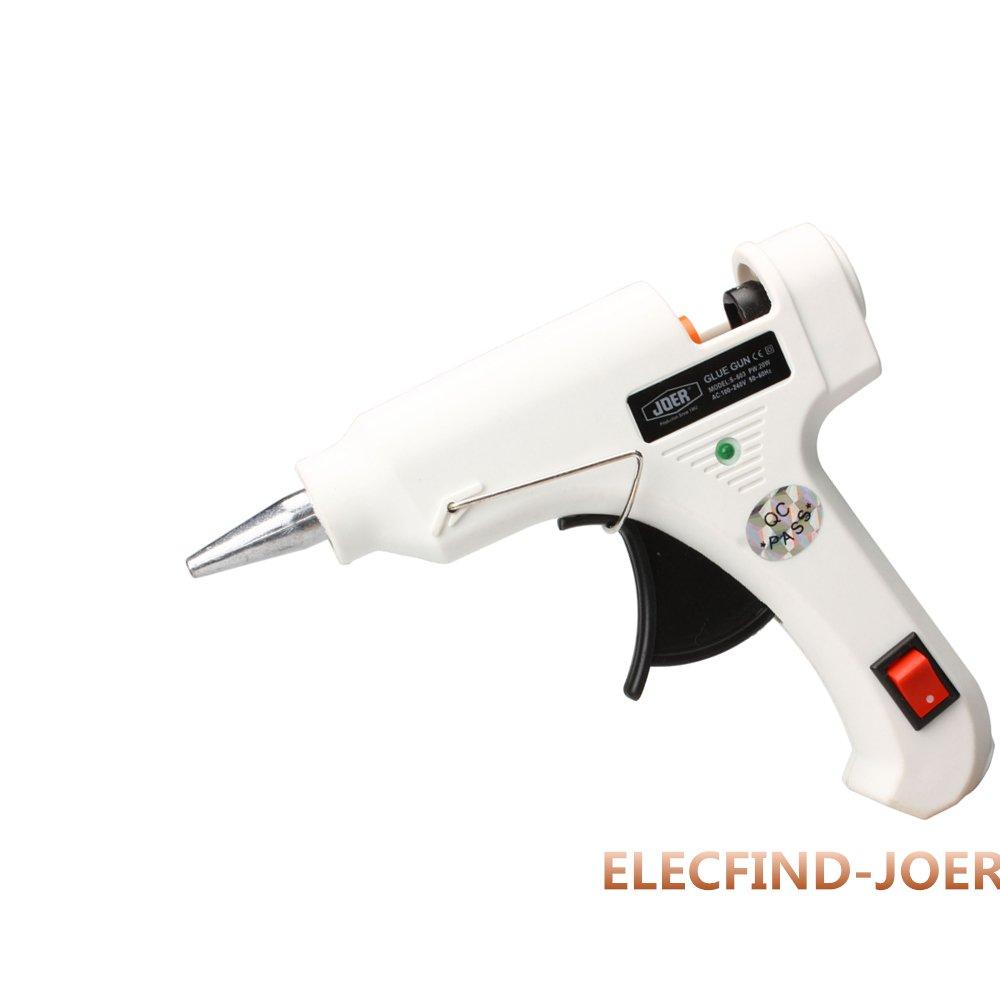 Hot Glue Gun High Temperature Mini Glue Gun Kit For Home,Office ,DIY Craft Projects,Arts,Crafts,Sealing and Quick Repairs,With 50pcs Glue Sticks (20W)