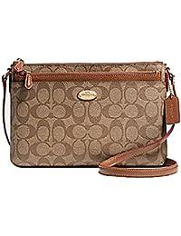 Amazon.com  Coach Women s Cross-Body Bags 94869db3ca