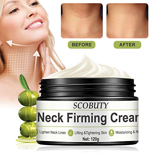 51 9OllMGYL - Neck Firming Cream,Neck Tightening Cream,Neck Cream,Neck Moisturizer Cream,Anti Wrinkle Anti Aging Neck Lifting Cream for Neck Décolleté Double Chin Turkey Neck Saggings Crepe