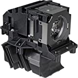 SpArc Platinum Canon REALiS WX6000 D Pro AV Projector Replacement Lamp with Housing