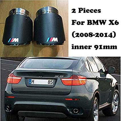 2011 Bmw 328i Accessories >> Amazon Com Geekthink Exhaust Systems Gtk 2pcs Car Auto