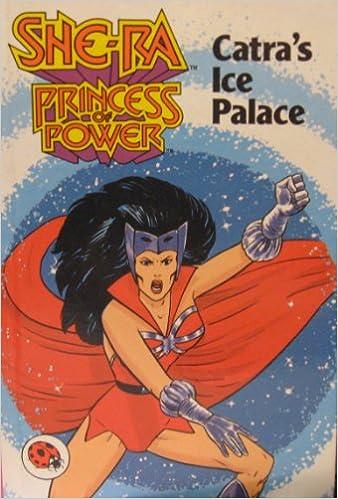 Catras Ice Palace She Ra Princess Of Power Amazon John