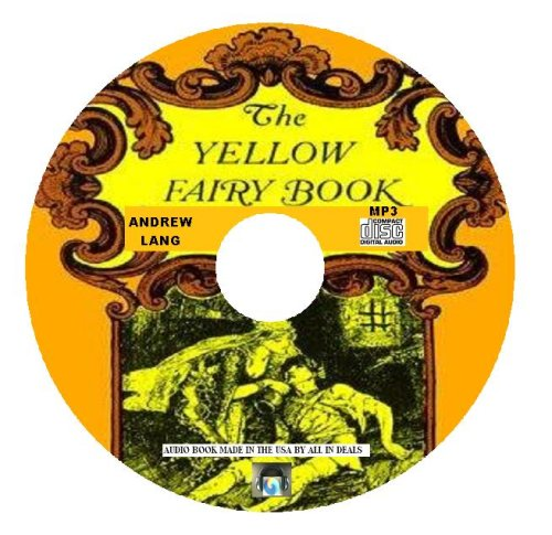 Yellow Fairy Book Andrew Lang product image