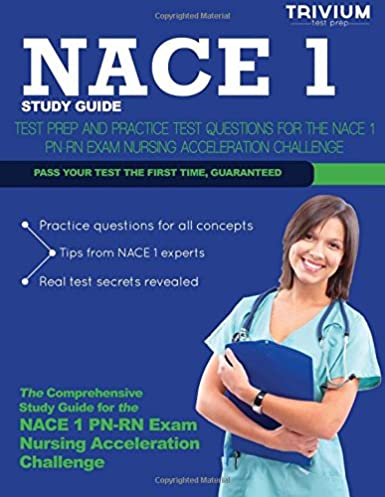 nace 1 study guide test prep and practice test questions for the rh amazon com nce exam study guide nln nace exam study guide