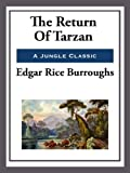 The Return of Tarzan by Edgar Rice Burroughs front cover
