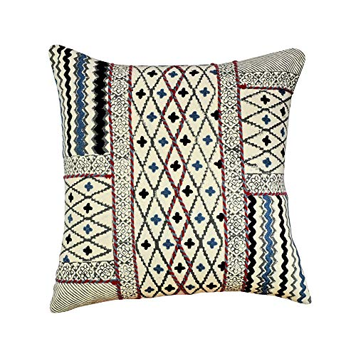 (YoTreasure Decorative Throw Pillow Poly Filled Outdoor Sofa Bed Accent Couch, 20