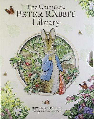 The Complete Peter Rabbit Library (23 Volumes)