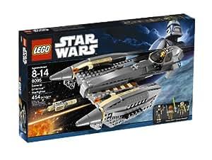 LEGO Star Wars General Grievous Starfighter juego de construcción - juegos de construcción (Multicolor, 8 año(s), Película, 14 año(s))