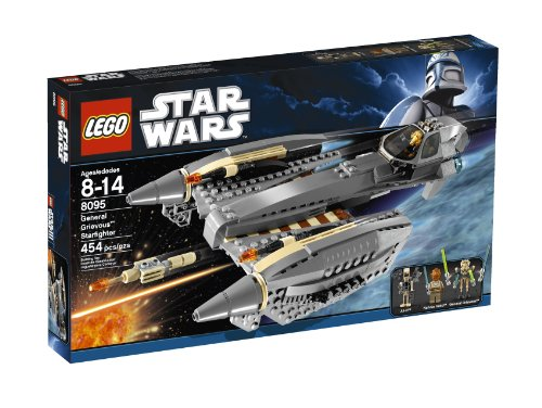 General Grievous Starfighter - LEGO Star Wars General Grievous Starfighter (8095)