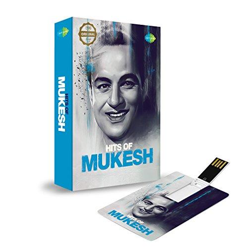 Music Card: Hits of Mukesh (320 Kbps MP3 Audio)
