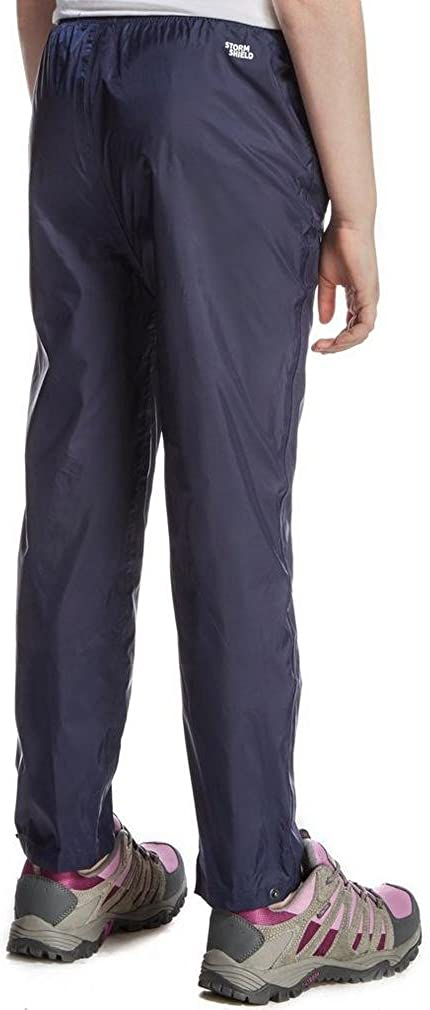 Peter Storm Kids Camping Unisex Packable Trousers