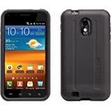 Case-Mate CM017002 Tough Case for Samsung Galaxy S II  Epic Touch 4G (Sprint) SPH-D710 - 1 Pack - Retail Packaging - Black/Black