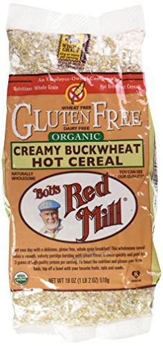 Bob's Red Mill Org Whole Grain Creamy Buckwheat Hot Cereal, 18 Ounce